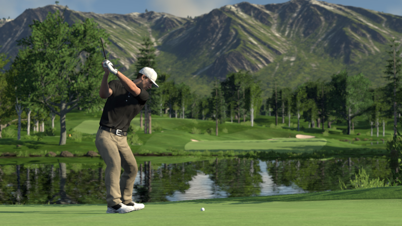 Test de The Golf Club sur PS4 par Mr Toc. The_golf_club_screenshot04