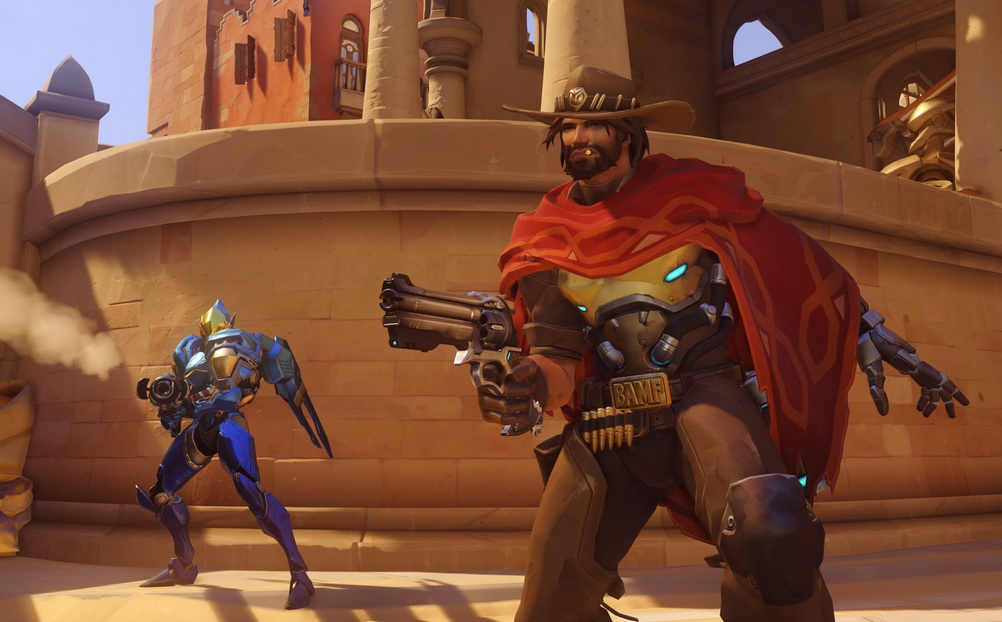 overwatch how to keep free to play
