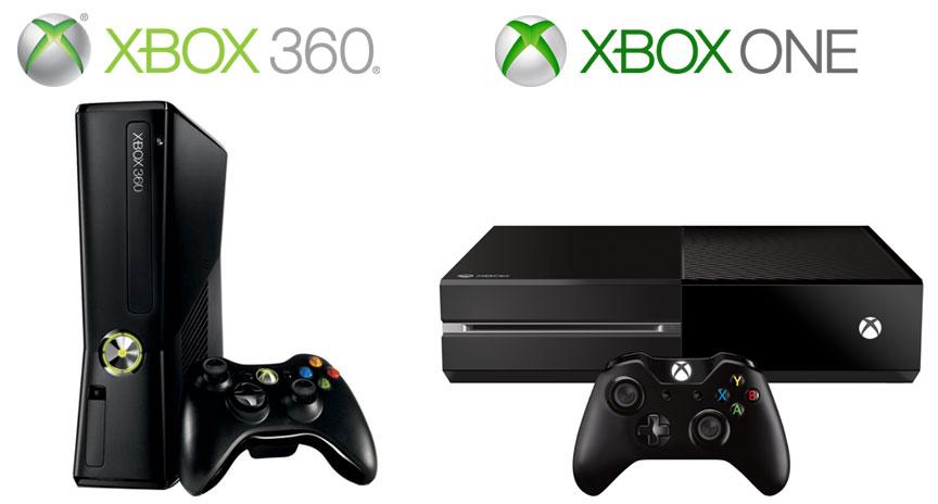 E3 2015 microsoft annonce la r trocompatibilit one 360 pxlbbq - La xbox one lit elle les jeux xbox 360 ...
