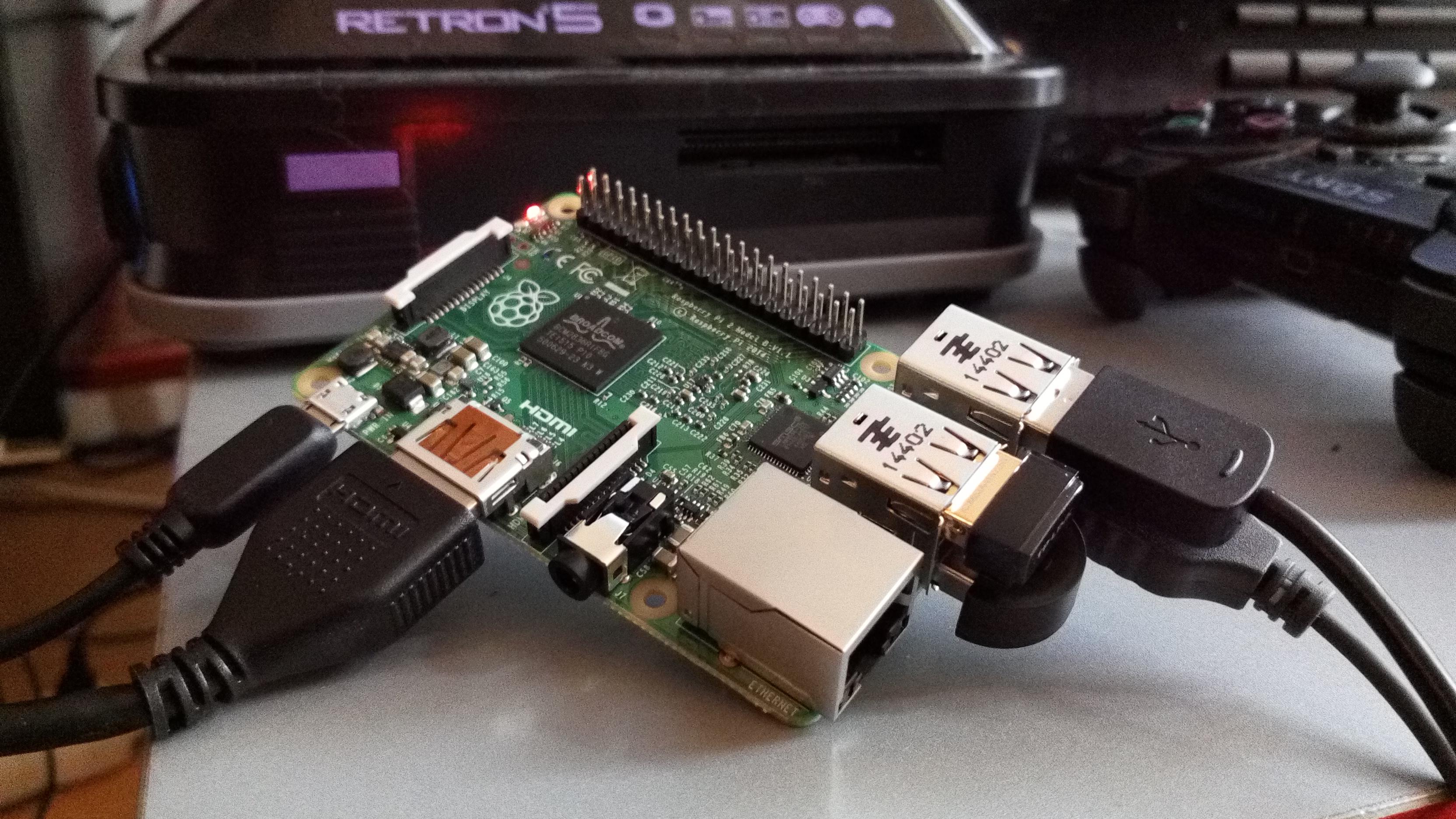 Faire d 39 une veille console une retrobox sous raspberry bbq de bery 6 pxlbbqpxlbbq jeux - Fabriquer une console de jeux ...