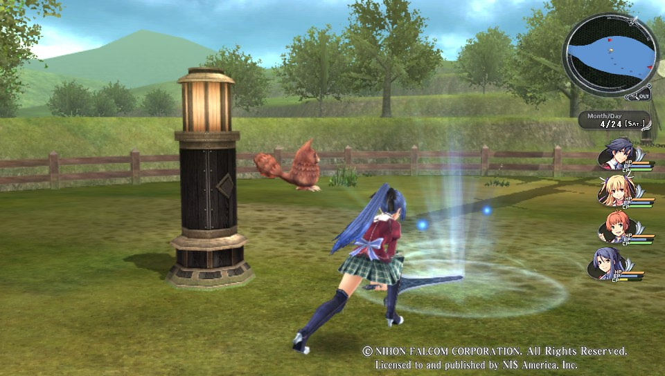 legend of heroes trails of cold steel map