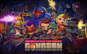 Enter the Gungeon arrive sur Xbox One