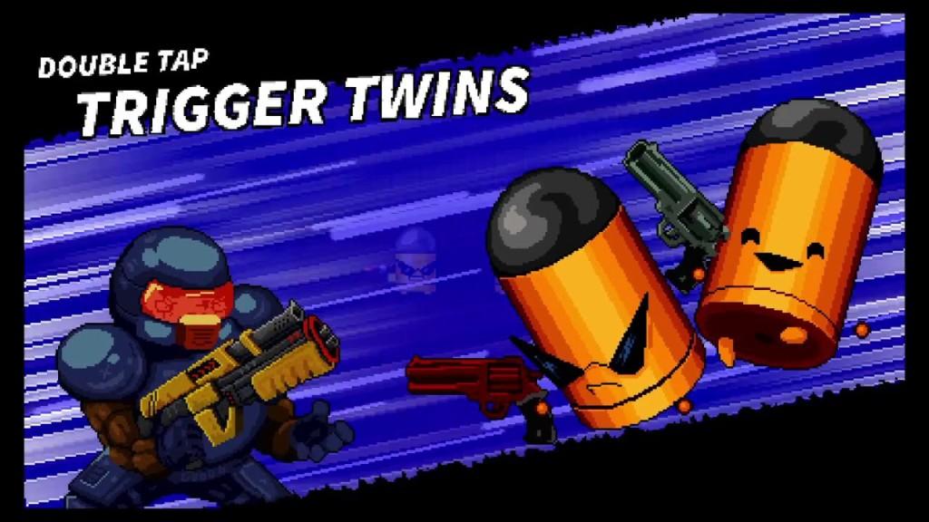 Voici mon -mes- boss préférés : les jumeaux!!