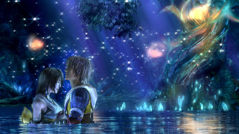 Mon premier Final Fantasy... dont je n'ai jamais vu la fin