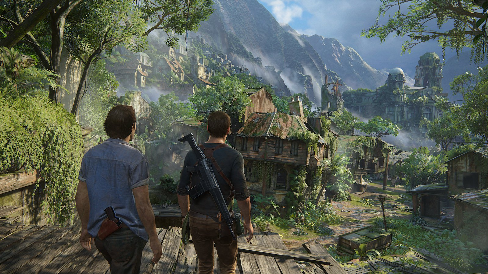 Uncharted 4 A Thief's End Image