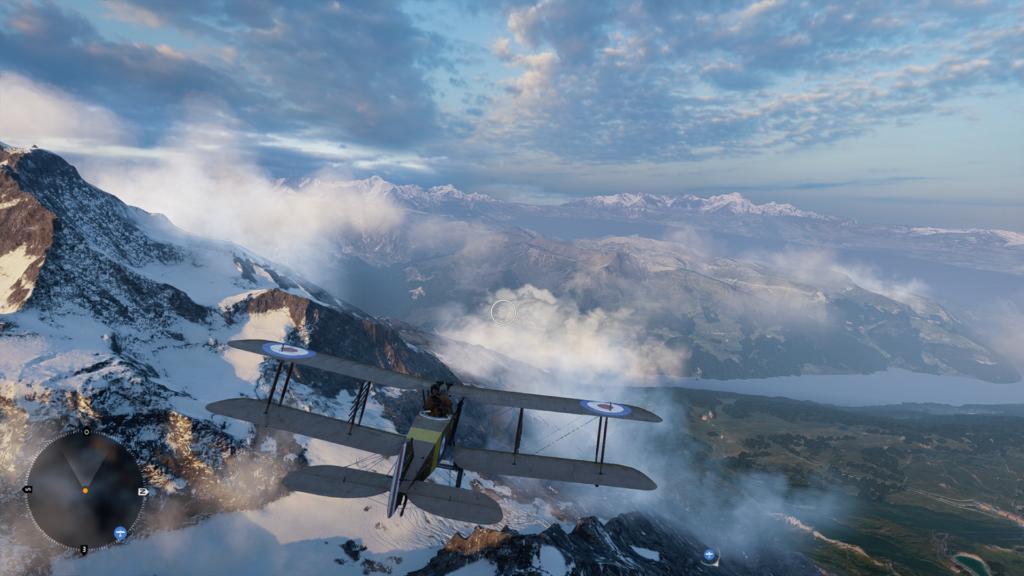 Screenshot de Battlefield 1 sur PC
