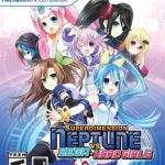 Superdimension Neptune VS Sega Hard Girls pochette