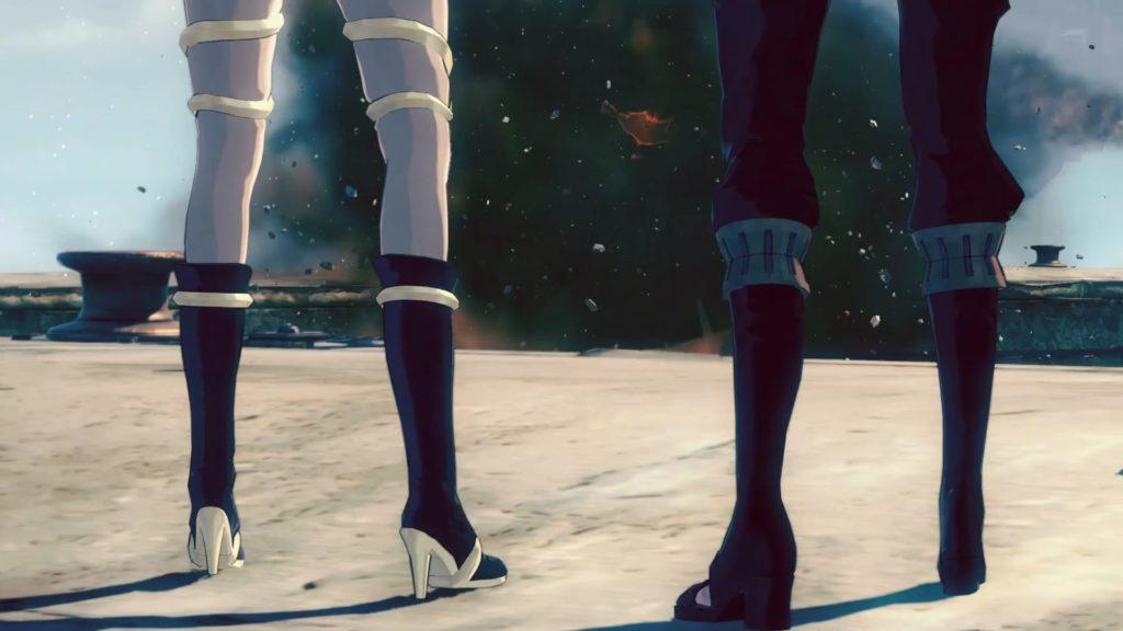 Gravity Rush 2 - characters