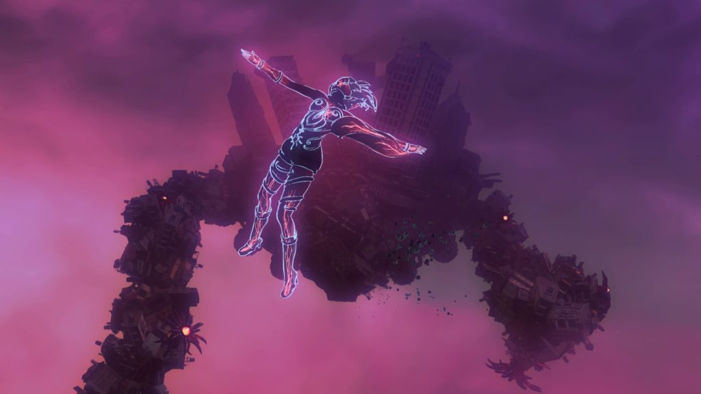 Gravity Rush 2 - Kat Gravity