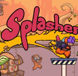 Splasher Test PC