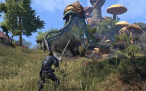 The Elder Scrolls Online : voici Morrowind