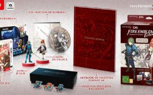 L'édition limitée Fire Emblem Echoes déjà disponible à la précommande