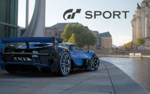 Gran Turismo Sport : quelques images de la bêta fermée