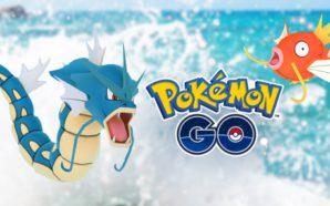 Pokémon GO : pluie de pokémon aquatiques en approche