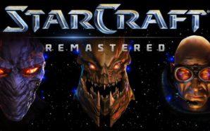 Blizzard annonce Starcraft Remastered