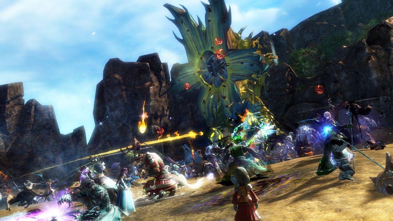 Guild Wars 2 Image du jeu