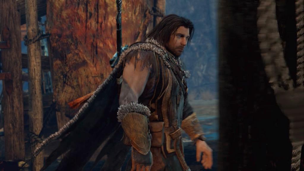 Le visage du héros n'est pas du tout charismatique, mais sa double lame et son accoutrement lui donne une certaine classe.