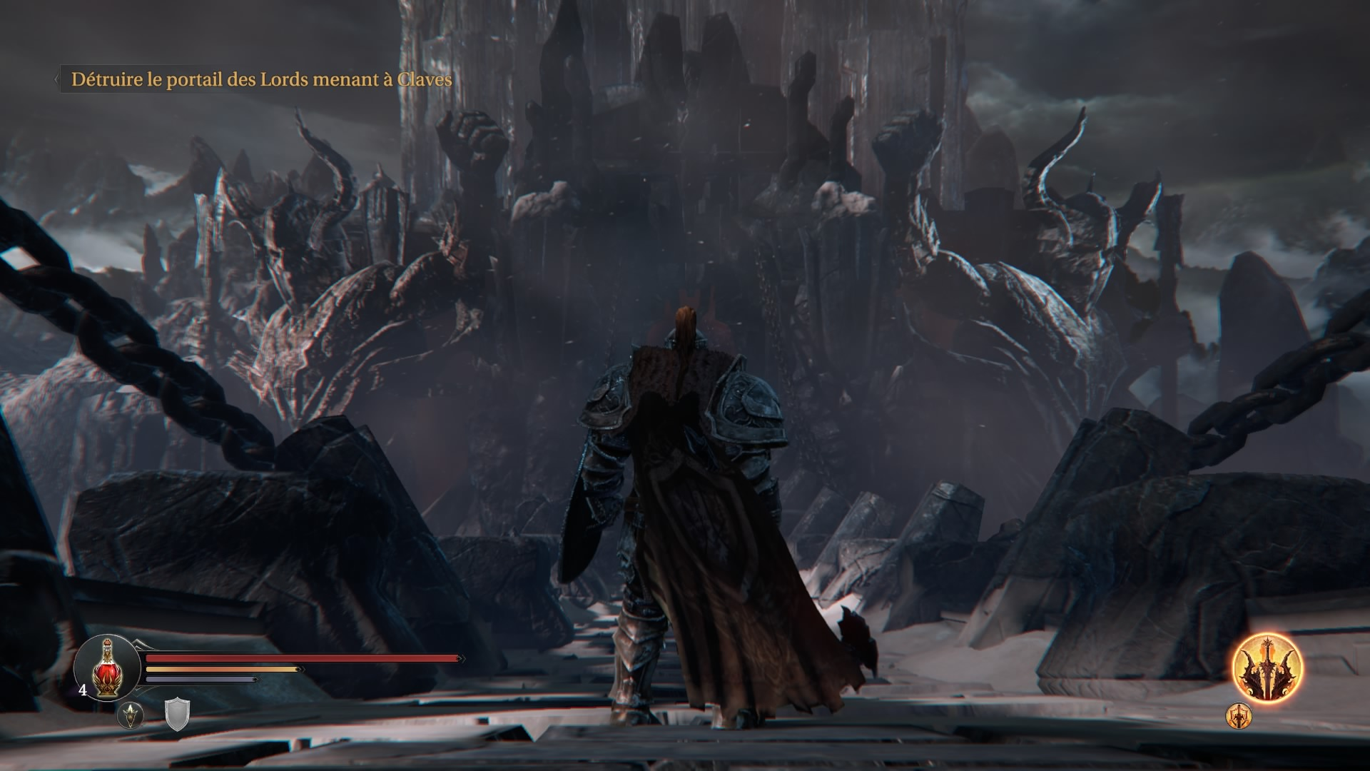 Lords of the Fallen Image du jeu sur PlayStation 4