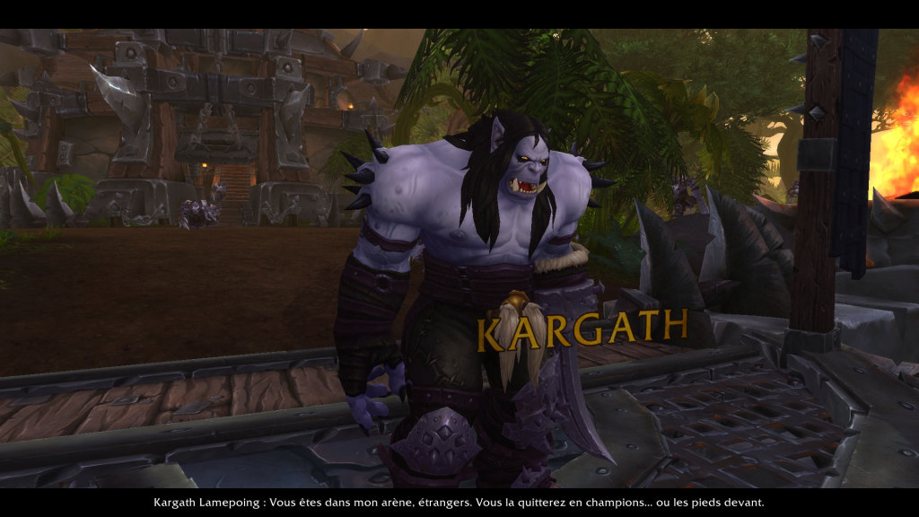 Warlords of Draenor screenshot 01