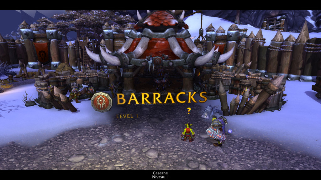 Warlords of Draenor screenshot 04