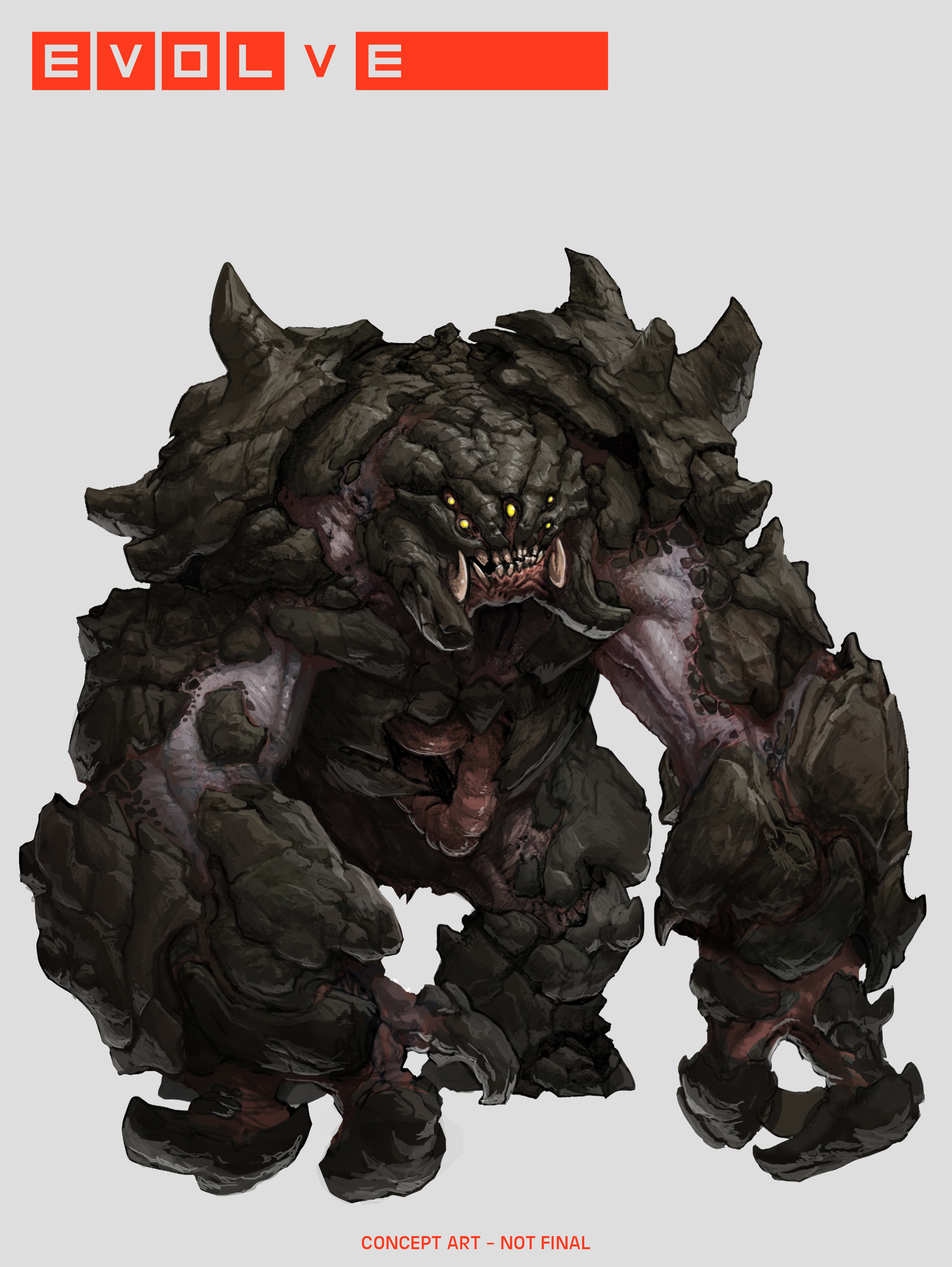 Evolve Béhémoth