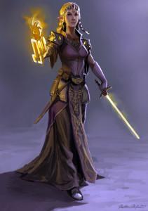 Zelda SF par kanaru92