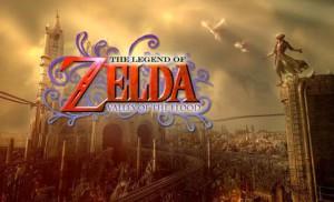 Zelda Valley of the Flood
