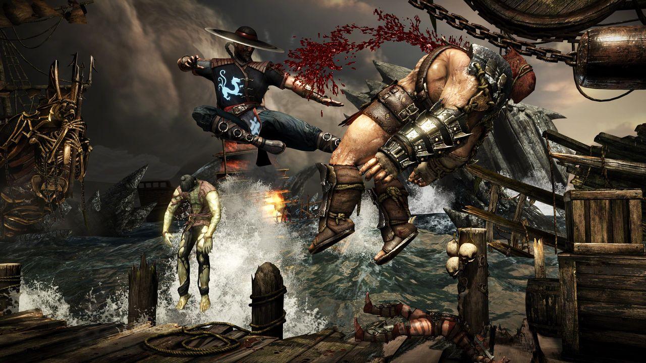 Mortal Kombat X Image du jeu