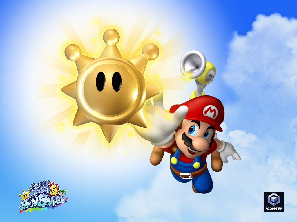 Super Mario Sunshine - PXLBBQ