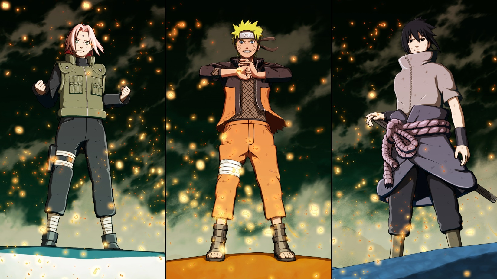 Naruto Shippuden Ultimate Ninja Storm 4 Image du jeu