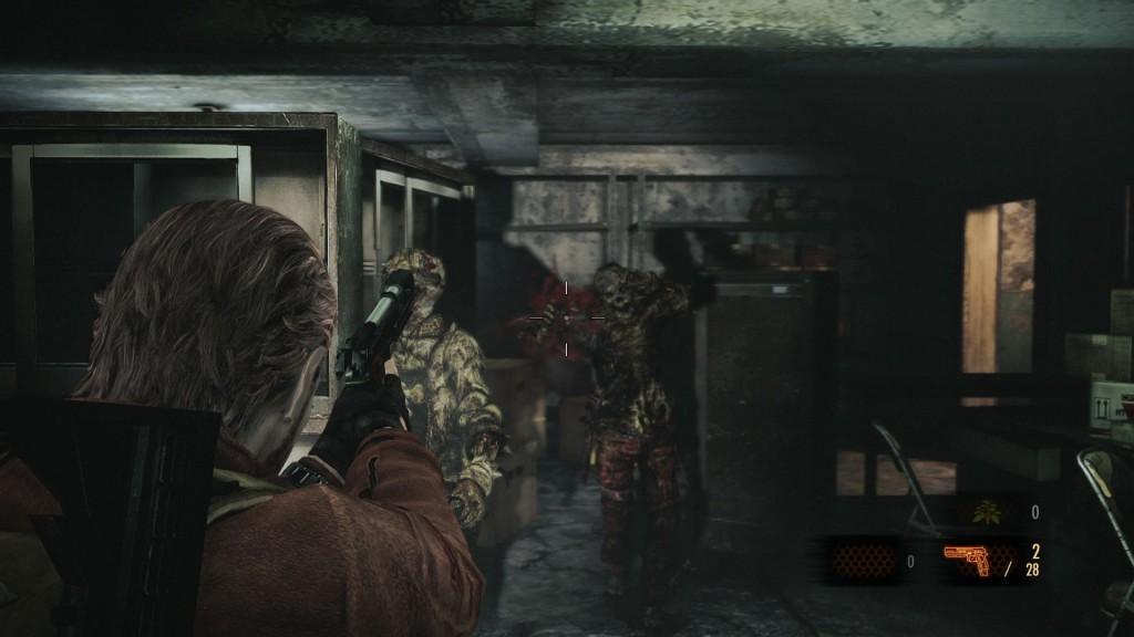 Screenshot de Resident Evil Revelations 2 sur ps4