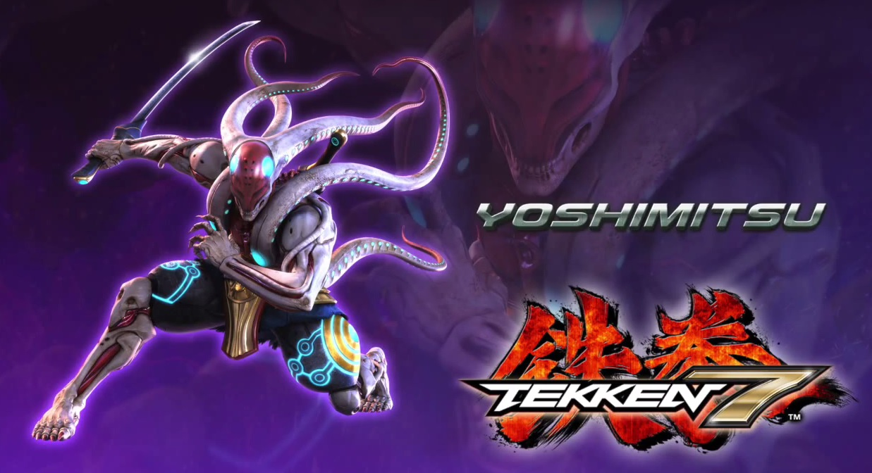 Hentai Arcade Games with regard to tekken 7 : le nouveau yoshimitsu pourrait jouer dans un hentai