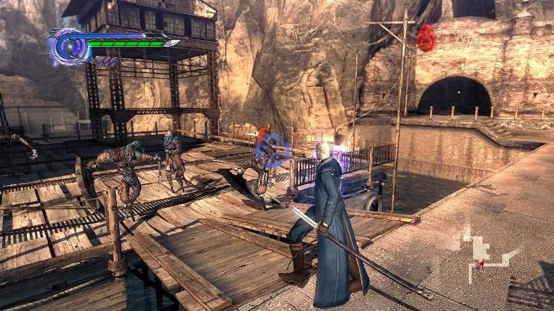 Screenshot de devil may cry 4 special edition sur xbox one