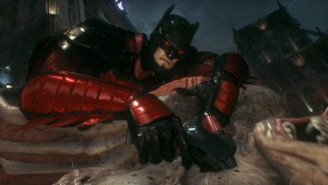 Certains costumes de Batman sont... originaux ?