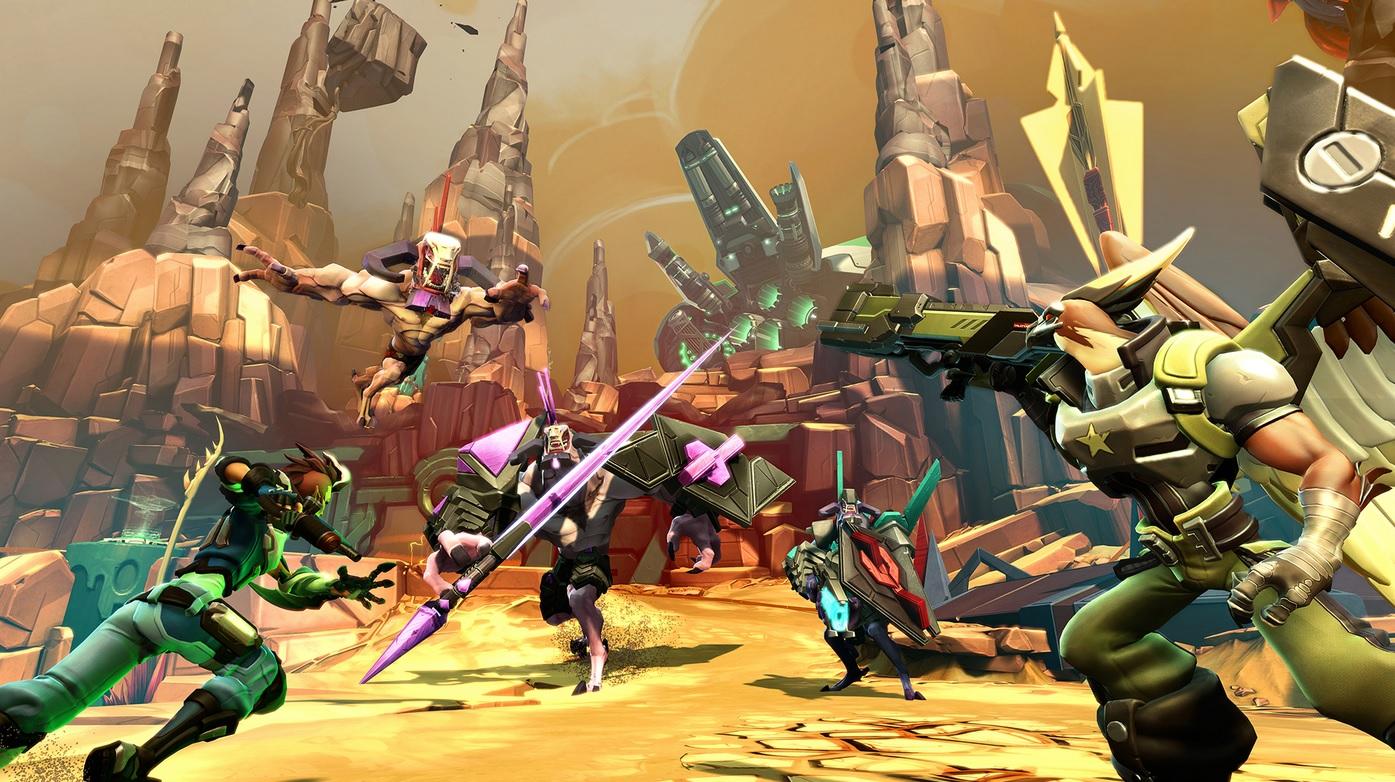 Battleborn Image du jeu