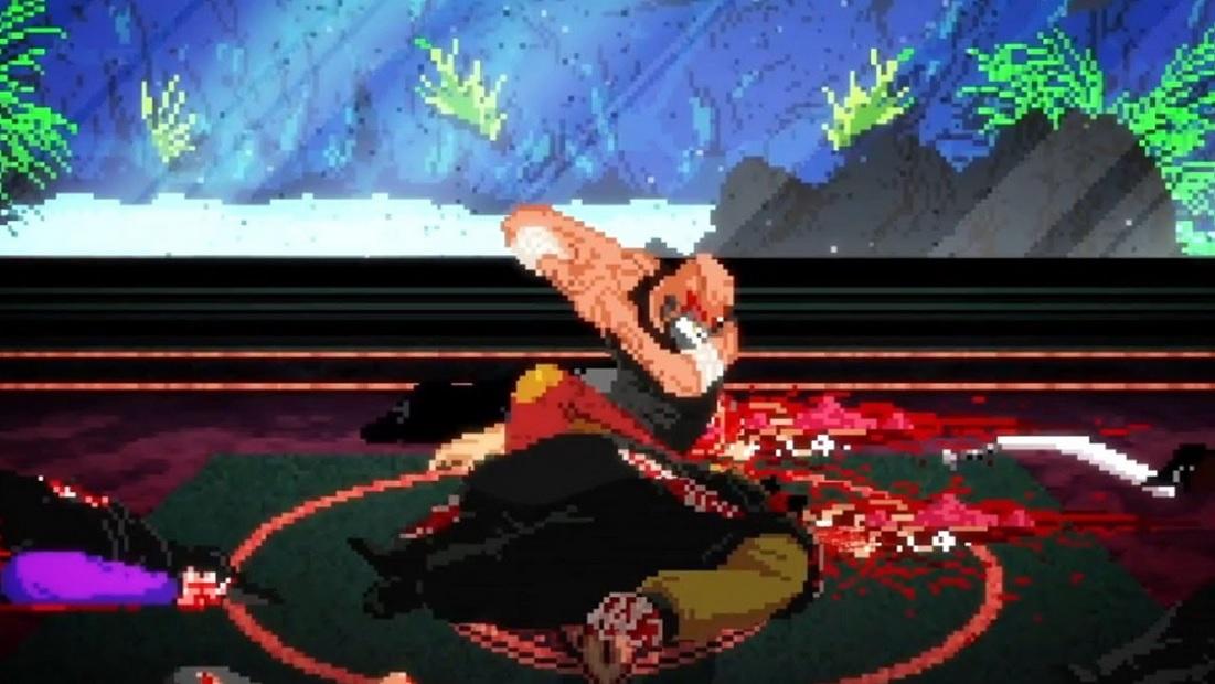 Mother Russia Bleeds Image du jeu