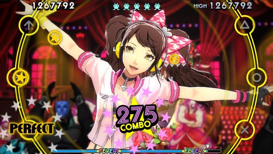 Persona Dancing All Night Image du jeu