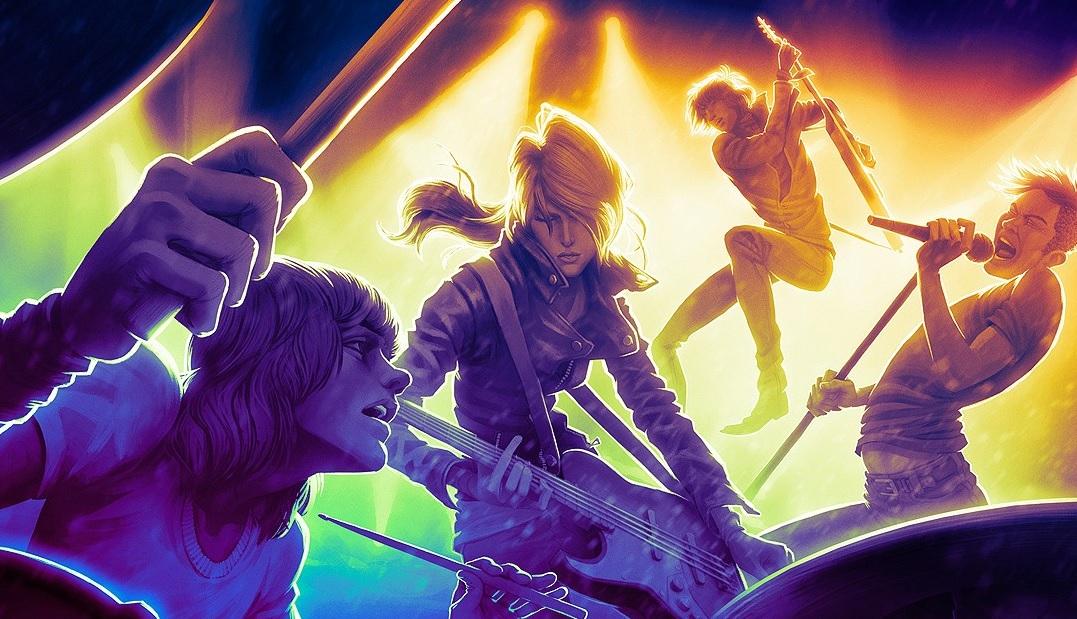 Rock Band 4 Image du jeu