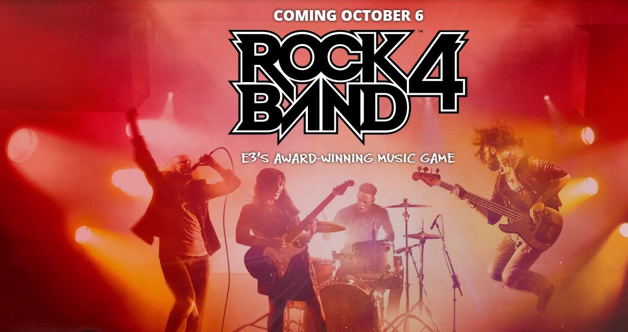 rock band 4 arriv e d un nouveau mode de jeu gratuit pxlbbq. Black Bedroom Furniture Sets. Home Design Ideas