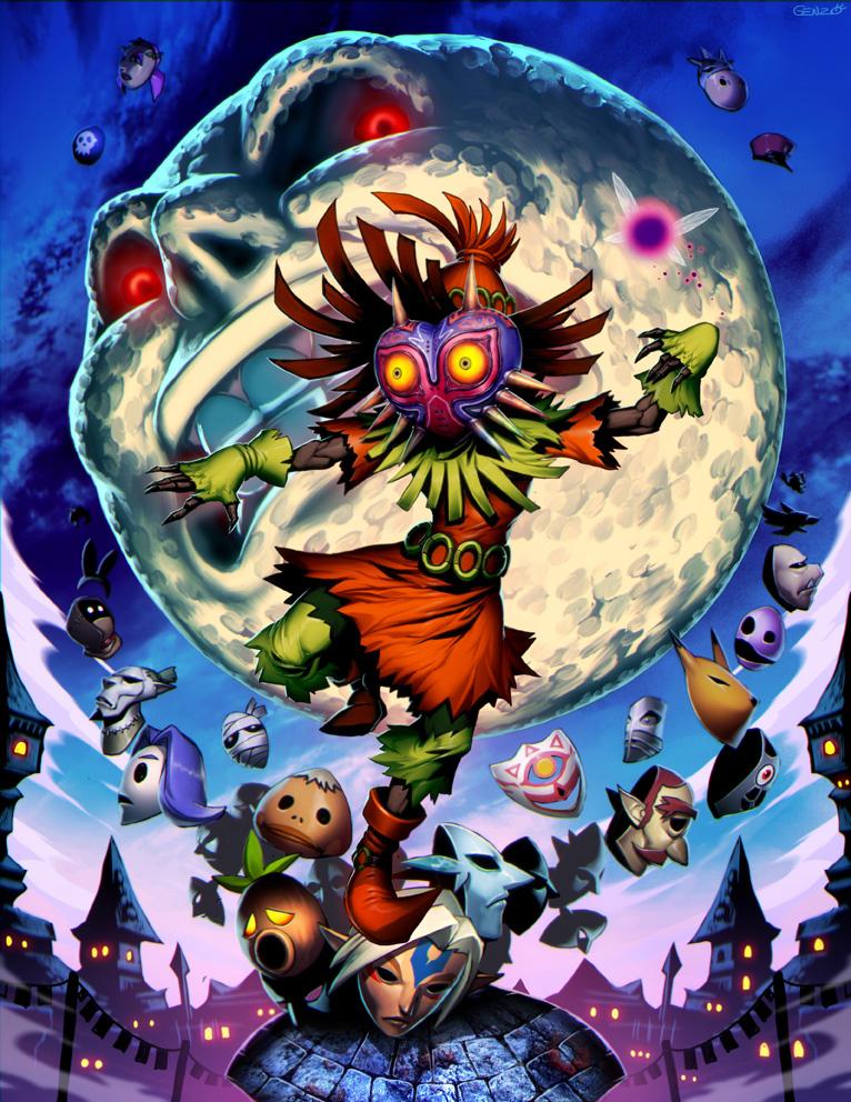 Et pour finir, un magnifique fan art qui aurait pu/dû être la cover du jeu
