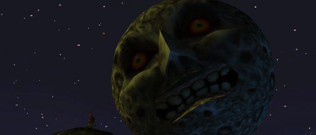 Elle est vraiment pas contente, la lune...