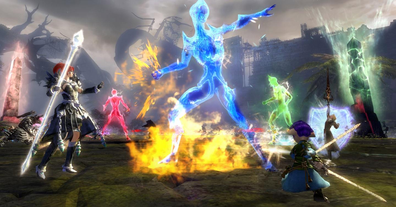Guild Wars 2 Image du Raid