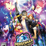 Persona 4 Dancing All Night cover