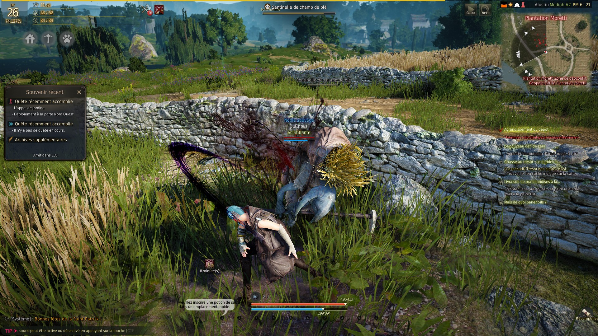 black desert online how to call