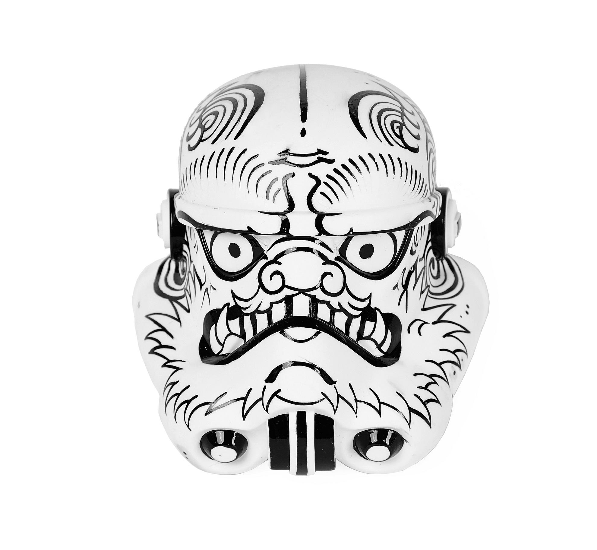 casque custom star wars la_perla_tattoo