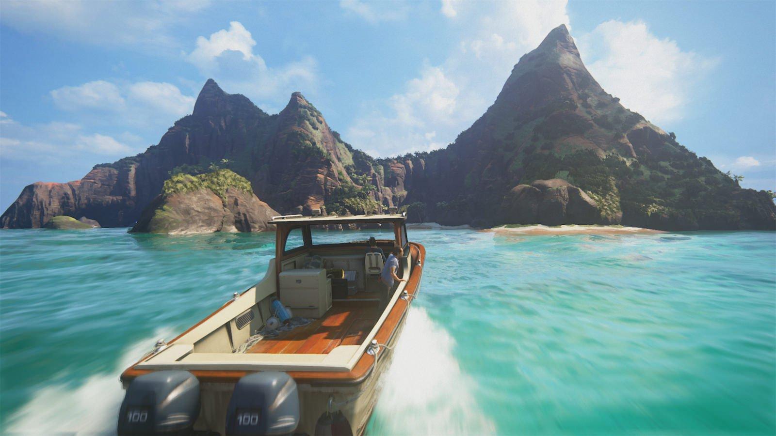 Uncharted 4 Image du jeu