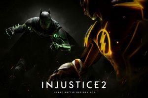 Injustice 2 Logo du jeu