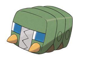 Pokémon Chrysapile
