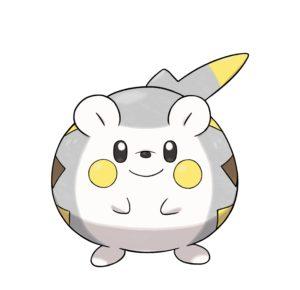 Pokémon Togedemaru