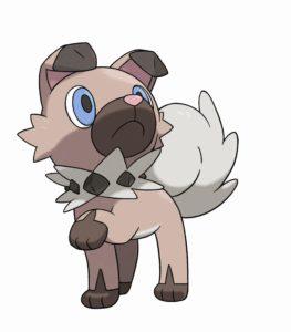 Rocabot Pokémon
